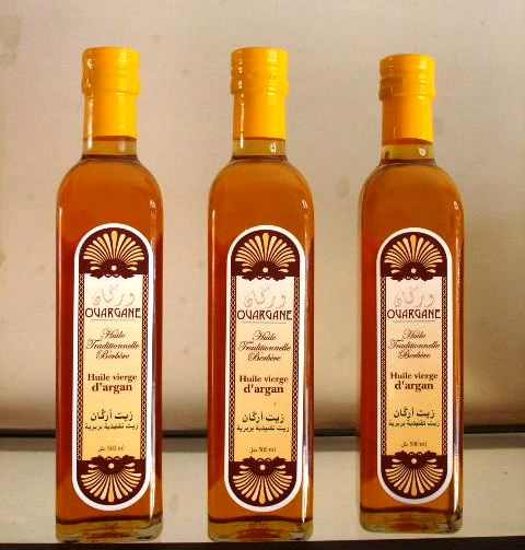 Edible Argan Oil 500ml