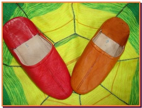 Woman belgha slippers