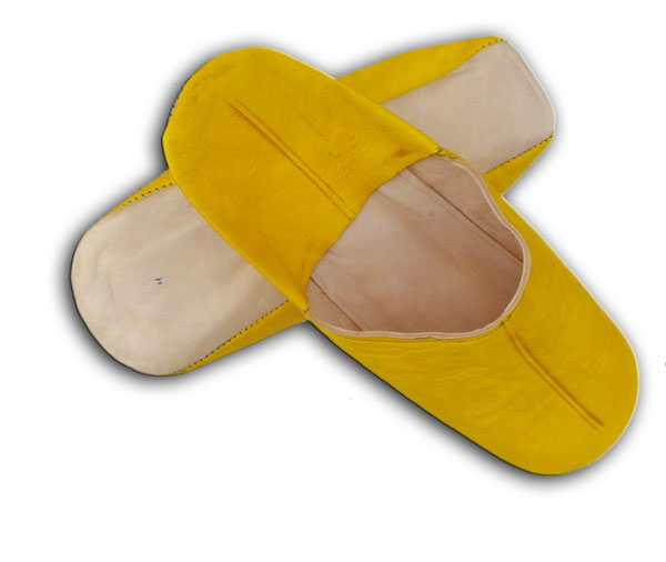 Babouche slippers - image 2