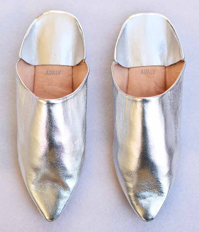 Metal Slippers
