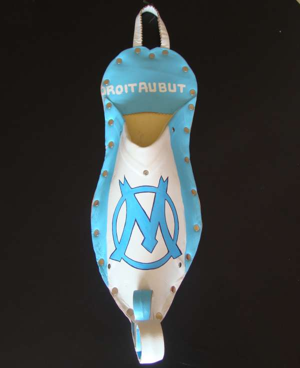 Olympique Marseille Slippers