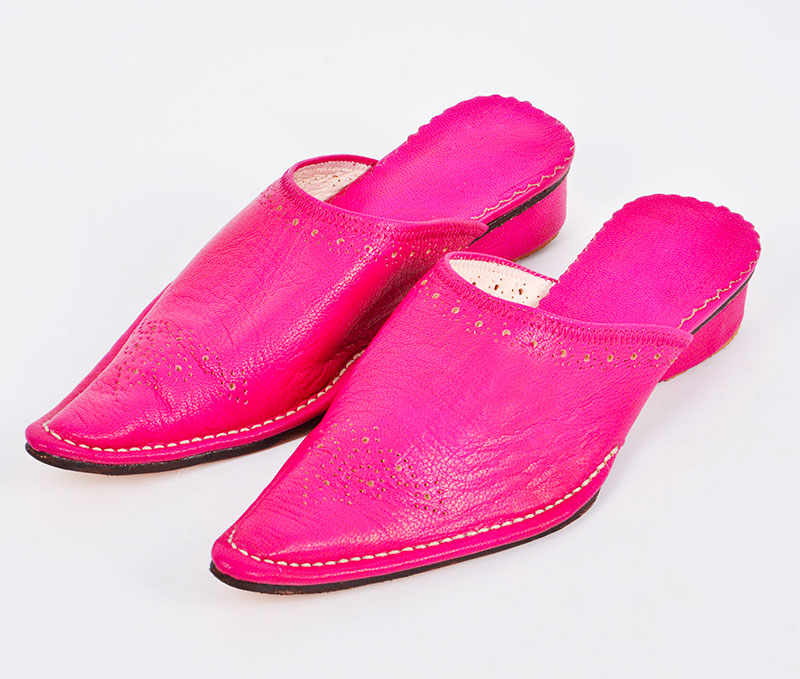 Yakout Slippers