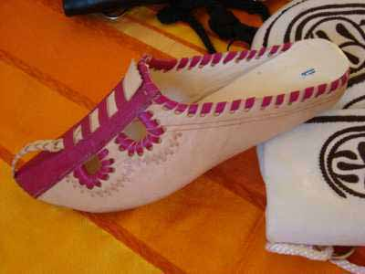 Woman Sindbad Slippers