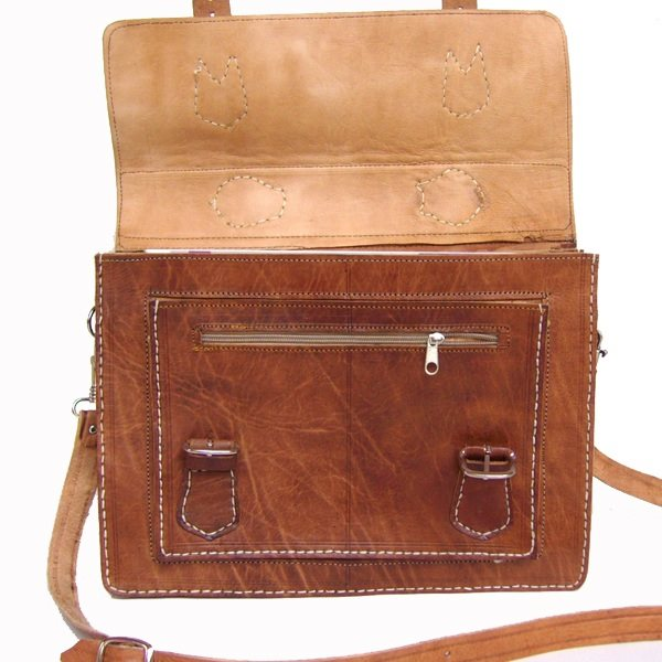 cartable-cuir-int Vintage-Tasche