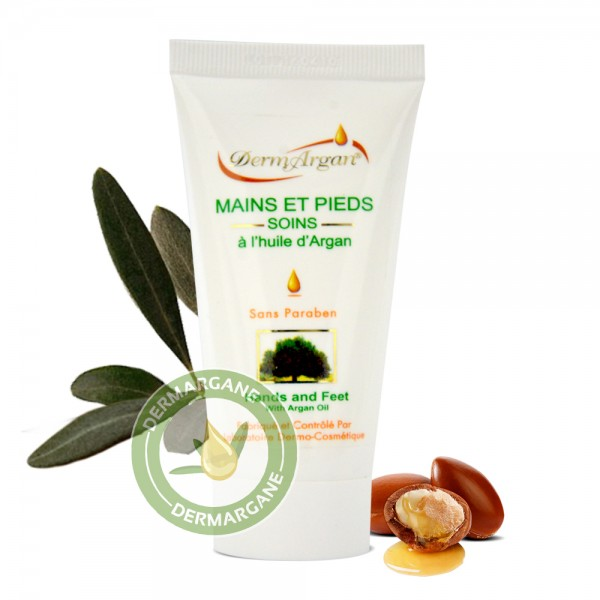 Feet and hand cream 50ml