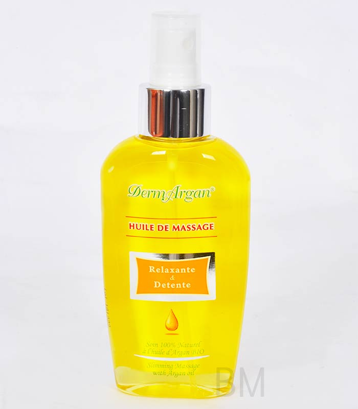 Massage argan oil 250ml