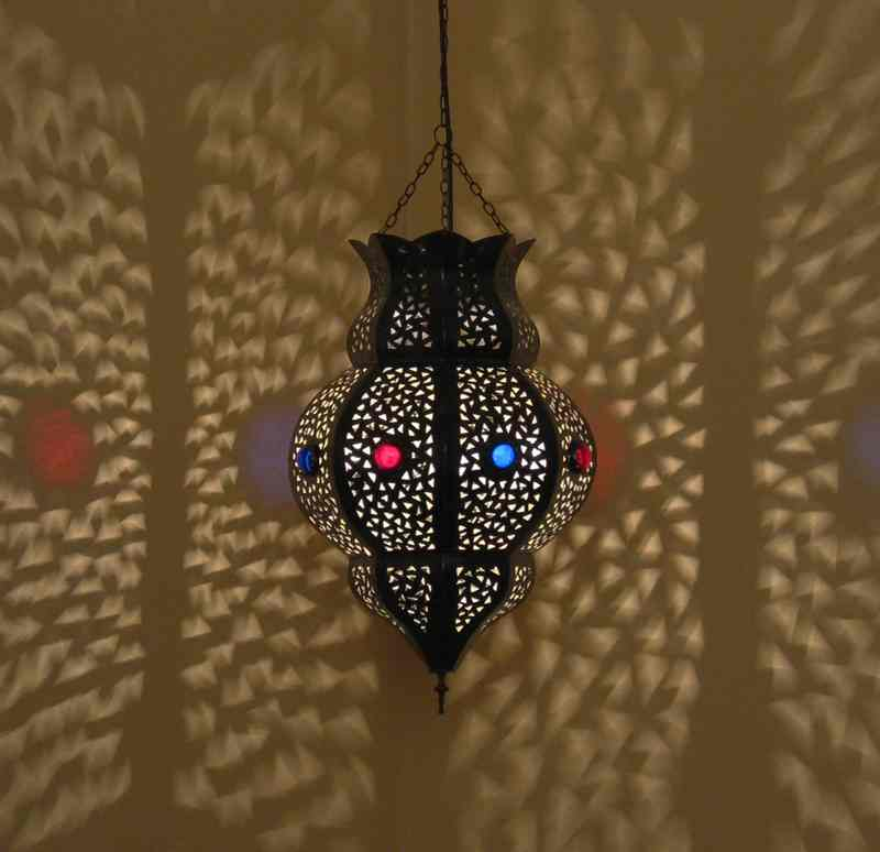 1001 nights Moroccan lantern