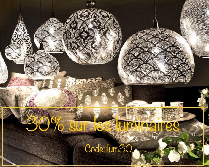 Luminaire marocain