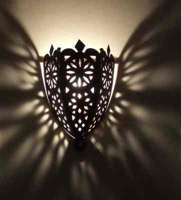 applique murale alhambra babouche maroc com. Black Bedroom Furniture Sets. Home Design Ideas