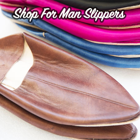 Man-Slippers