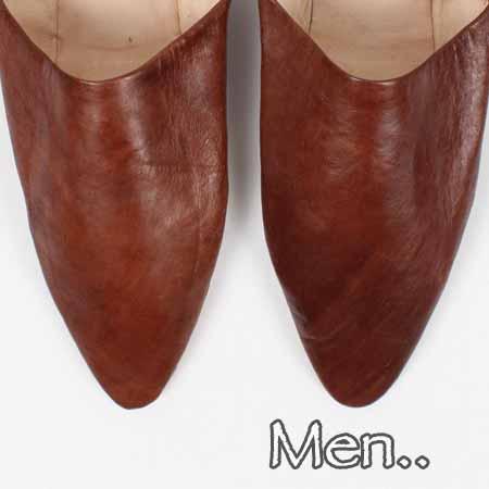 Man-Slippers