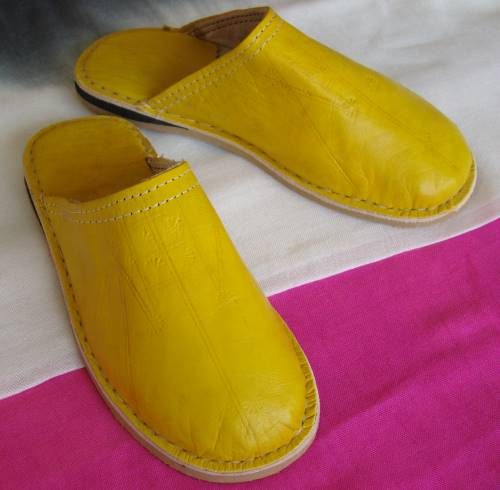Dambira slippers improved
