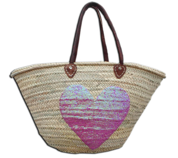 Heart French Basket