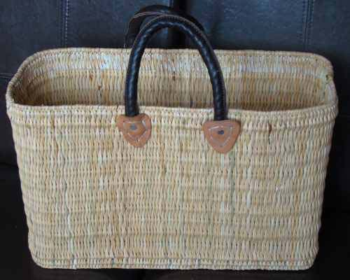 Wicker Basket # 6