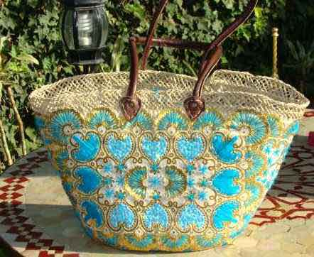 Wicker Basket # 2
