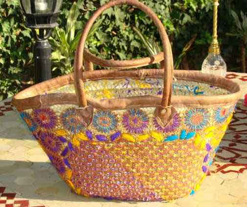 Wicker Basket # 4