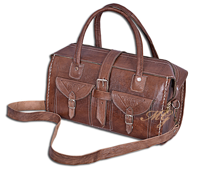 Bolso Indiana Jones