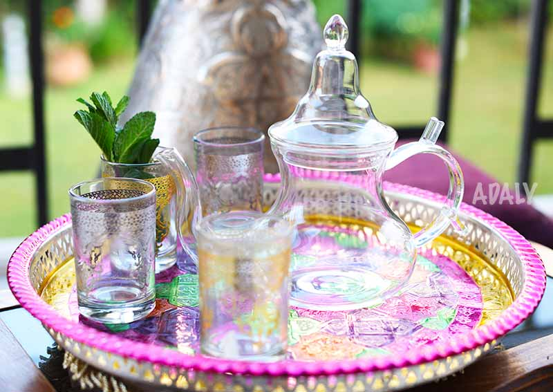 Moroccan Tea Sets