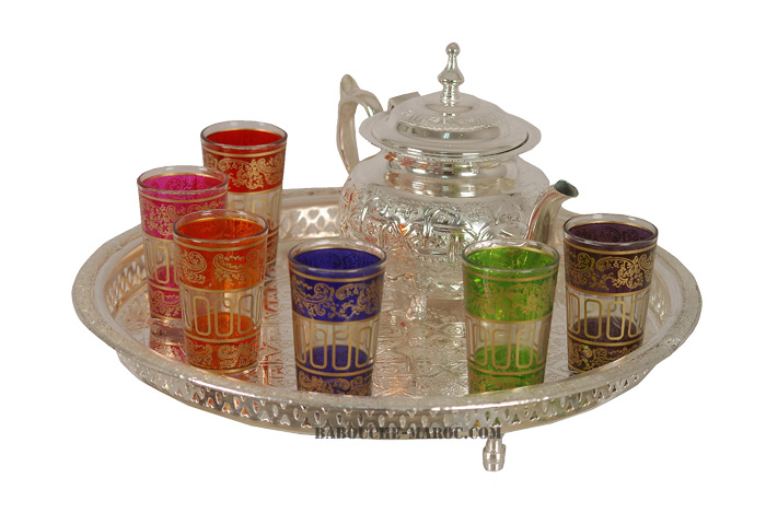 Prestige tea set
