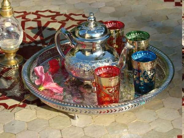 Art de la Table Marocaine