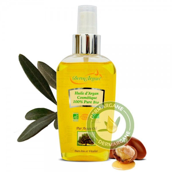 The cosmetic oil 125ml