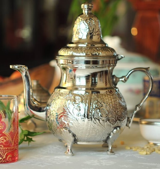 Moroccan teapot Medium