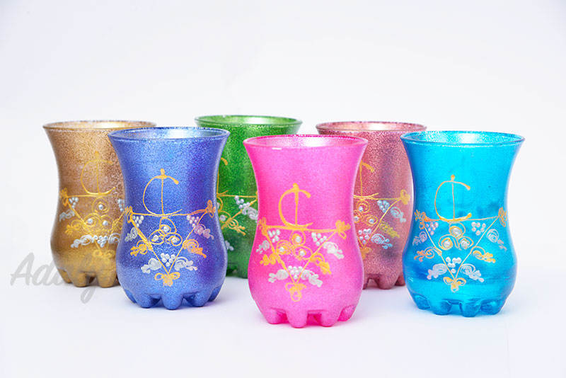 Berber Tea glasses (x6)