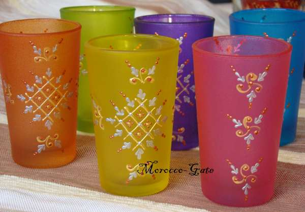 Tea glasses Sania (x6)